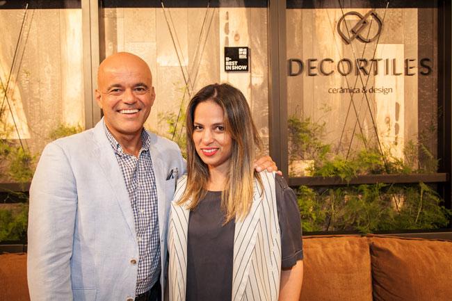 Decortiles conquista prêmios de melhor produto na Expo Revestir 2016 com Blackwood