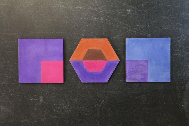 ladrilhos hidráulicos cor do ano 2018 ultra violet decortiles