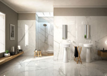porcelanato polido carrara decortiles