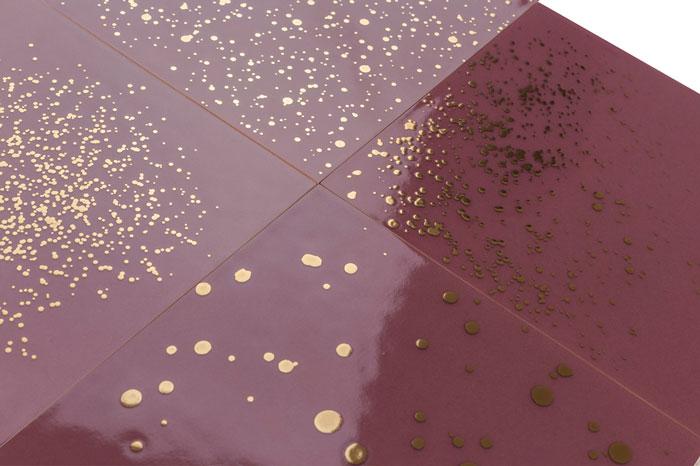 Decortiles concorre ao Prêmio Casa Vogue Design 2018 com a Coleção Patch Glass