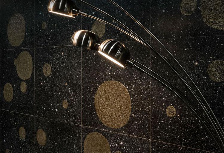 Coleção Órbita - Revestimentos Decortiles por Estudio Campana
