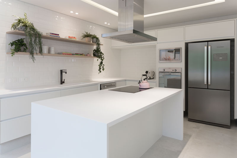 cozinha nova casa gabriela pugliesi revestimento beatles decortiles