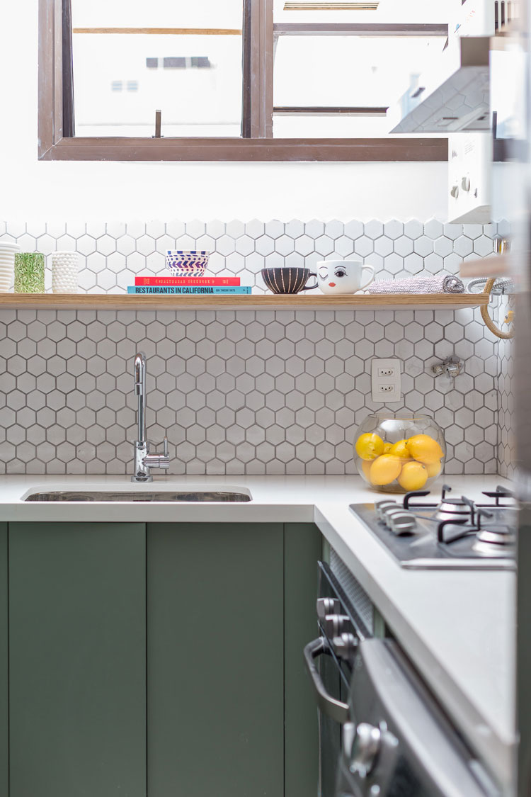 5 pastilha hexagonal branca cozinha sixties decortiles projeto @laurasignorini_arquitetura