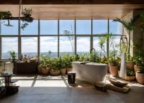 2 CasaCor Goiás 2018 - W. Leão Ogawa e Heitor Arrais - Porcelanato Haus Decortiles