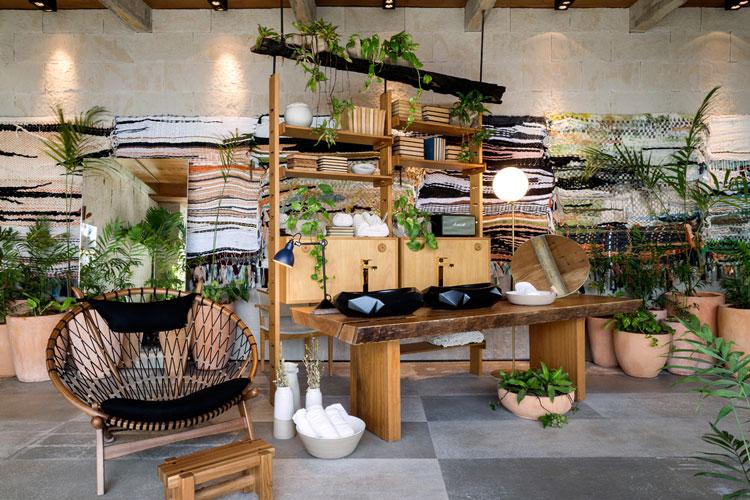 4 Aldeia Sala de Banho - W. Leão Ogawa e Heitor Arrais - Porcelanato Haus Decortiles