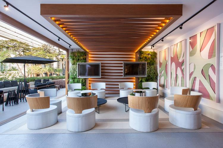 Bar Lounge - Cyane Zoboli e Ana Elisa Hott - CasaCor São Paulo 2018 (6)