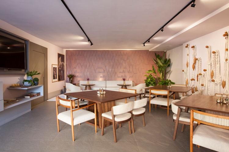 Porcelanatos Decortiles - Bar Lounge - Cyane Zoboli e Ana Elisa Hott - CasaCor São Paulo 2018 (2)
