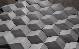 revestimento-cimentício-hexagonal-carbone-large-decortiles