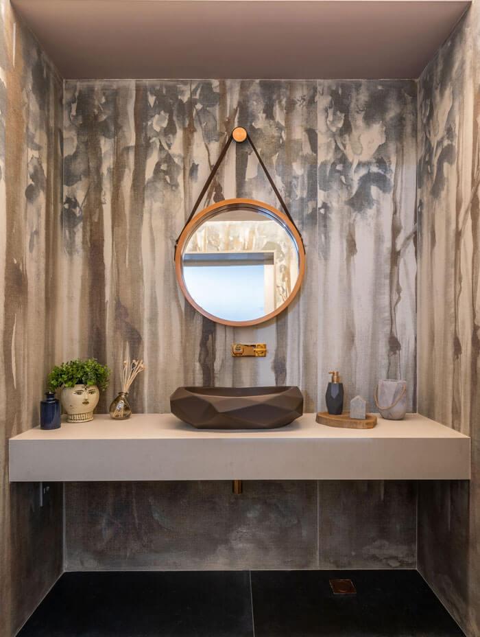 1 porcelanato craft woods decortiles projeto lavabo Camilla Aguiar