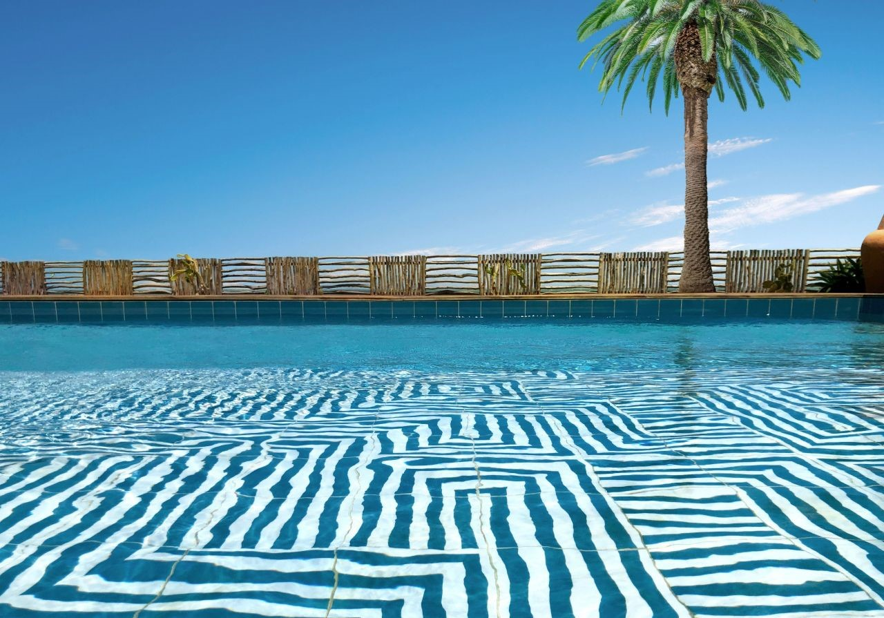 Projeto de piscina com Al Mare Piscina da Decortiles